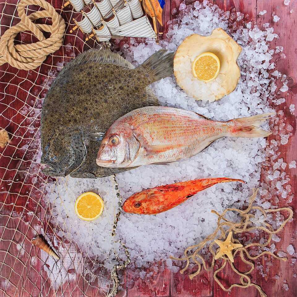 «Барамунди» - в ресторане Пикассо Казань